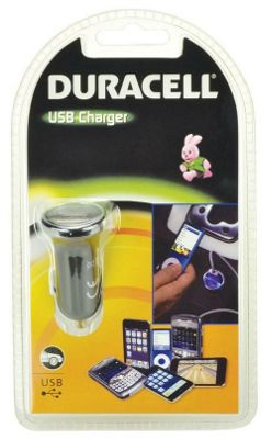 DR5001A Duracell USB In-Car Charger