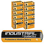 100 x Duracell AA Industrial Batteries