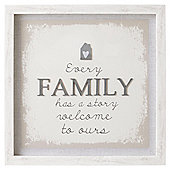 Every Family Box Frame
