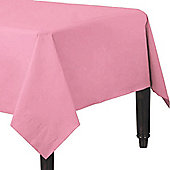 Baby Pink Tablecover - 3ply Paper - 1.4m x 2.8m