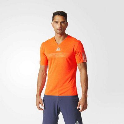 adidas Performance Mens Barricade Climachill Tennis Tee - M