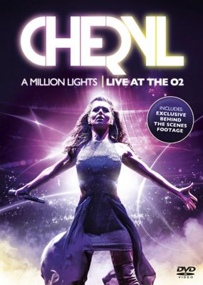 Cheryl Cole A Million Lights Live At The O2 (DVD)