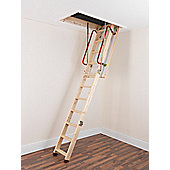 TB Davies EnviroFold Timber Folding Loft Ladder