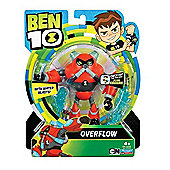 Ben 10 Action Figure Overflow