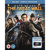 The Great Wall Blu-ray