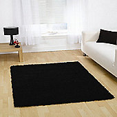 Nordic Cariboo Black 60x230 cm Shaggy Runner
