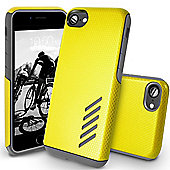 Orzly iPhone 7, iPhone 8 Grip-Pro Case - Yellow