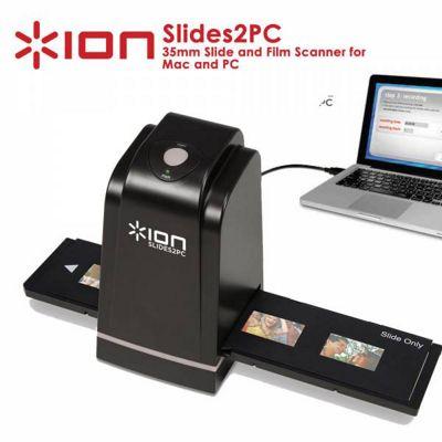 Ion Slides2PC Scanner