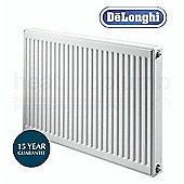 DeLonghi Compact Radiator 500mm High x 600mm Wide Double Convector