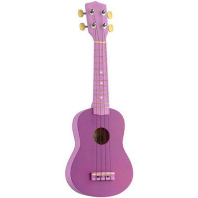 Stagg Soprano Ukulele - Violet