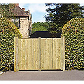 Fortress Tall Double Gate 1.8m x 3.0m