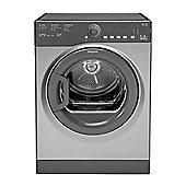 Hotpoint Aquarius Vented Tumble Dryer, TVFS 73B GG - Grey