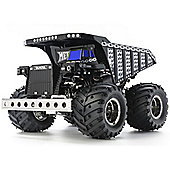 TAMIYA RC 47329 Dump Truck Metal Effect GF-01 Ltd 1:24 Truck Assembly Kit