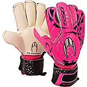 ho Ssg Legacy Roll Junior Goalkeeper Gloves - Pink