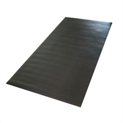 Confidence Fitness Rubber Floor Mat For Treadmills, Weights And Gym Equipment
