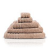 Homescapes Luxury 100% Portuguese Cotton 580 GSM - Stone