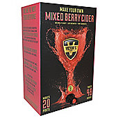 Victors Drinks Mixed Berry Cider 20 Pint Kit