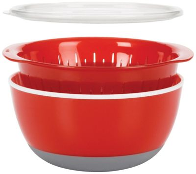 Oxo Good Grips 3 Piece Berry Bowl and Colander Set