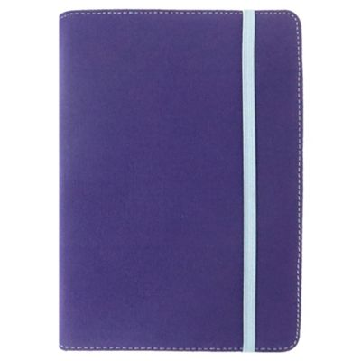 Tesco Finest case for iPad Mini Purple Canvas