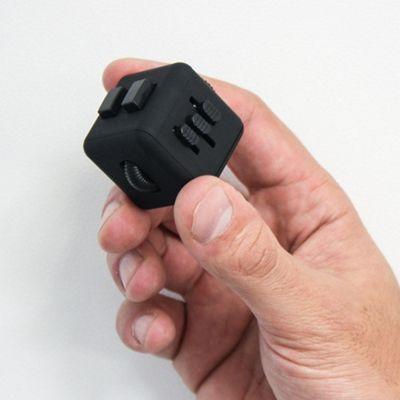 Twiddle Fidget Cube V2 Black