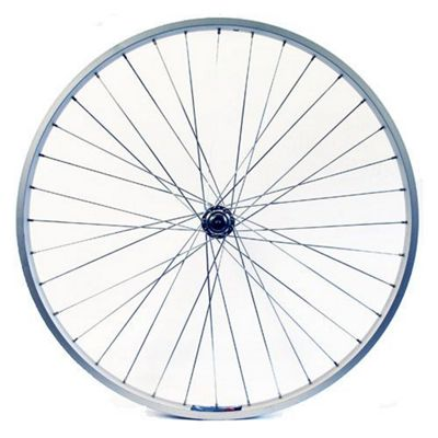 Wilkinson 700C Front Alloy Hybrid Q/R Wheel in Silver