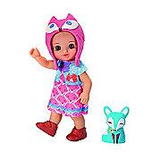 Chou Chou Mini Foxes Doll - Beauty