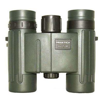 Praktica B00387 8x25 Waterproof Roof Prisom Binocular