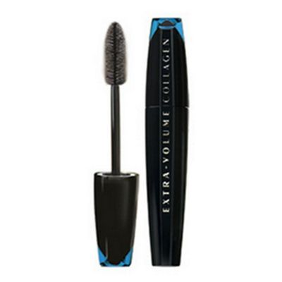 LOreal Extra Volume Collagene Waterproof Black Mascara 9ml