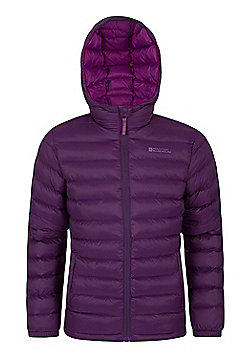 Mountain Warehouse Seasons Girls Padded Jacket - Purple