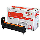 OKI 44318506 Image Drum for C711 A4 Colour Printers (Yield 20 000 Pages) - Magenta