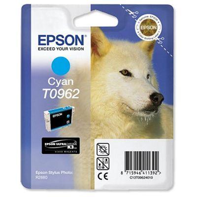 Epson Singlepack Cyan T0962