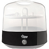 Tommee Tippee Closer to Nature Electric Steriliser (Black)