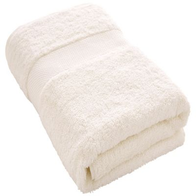Egyptian Luxury Bath Towel 69X140 - Snow