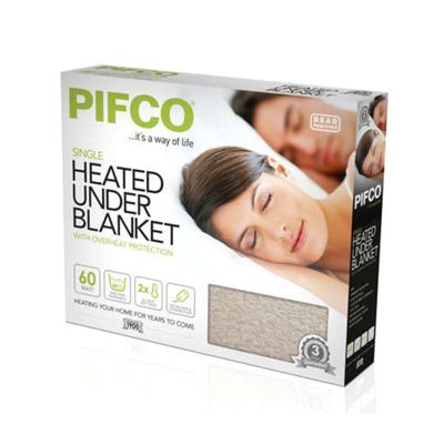 Pifco Single Heated Under Blanket