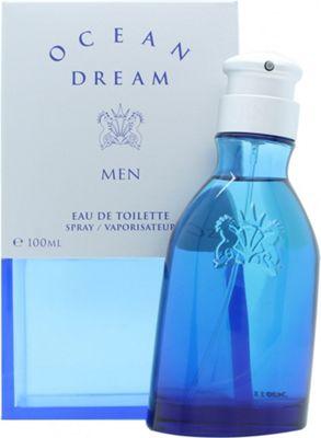 Giorgio Beverly Hills Ocean Dream Men Eau de Toilette (EDT) 100ml Spray For Men