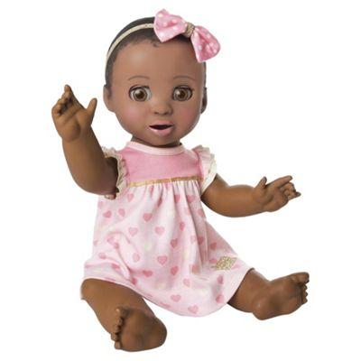 Luvabella Dark Brown Hair Doll