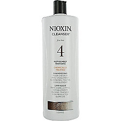 Nioxin Shampoo Cleanser System 4