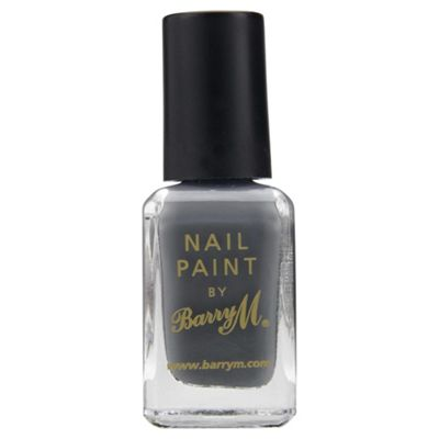 Barry M Nail Paint 293 Grey 10Ml