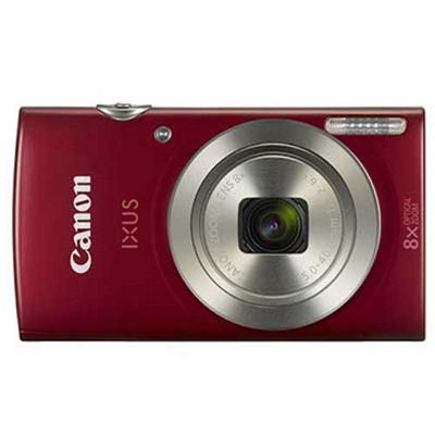 Canon IXUS 185 HS Digital Camera - Red digital camera