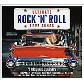 Ultimate Rock N Roll Love Songs (3CD)