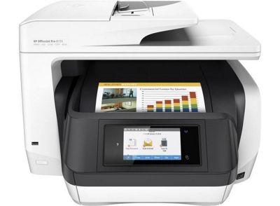 HP Officejet Pro 8725 Colour Inkjet Multifunction Printer