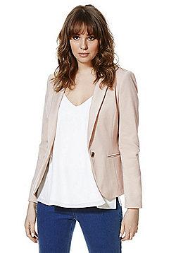 F&F Jersey Jacket - Blush pink