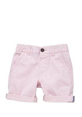 F&F Chino Shorts Pink 12-18 months