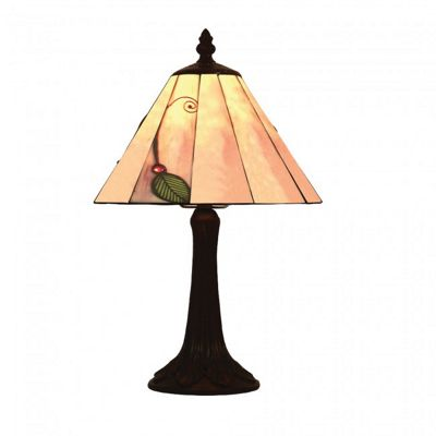 8 Inch Green Tiffany Table Lamp
