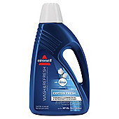 BISSELL Wash & Refresh Febreze Carpet Cleaner Solution - Cotton Fresh 1079e - 1.5L