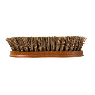 Elliott Wooden Varnished Pointed Scrubbing Brush, Bassine Fibres