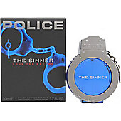 Police The Sinner Eau de Toilette (EDT) 50ml Spray For Men