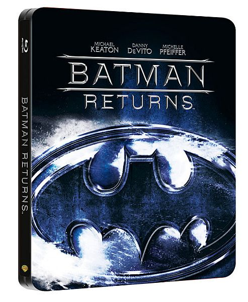 Batman Returns Steelbook