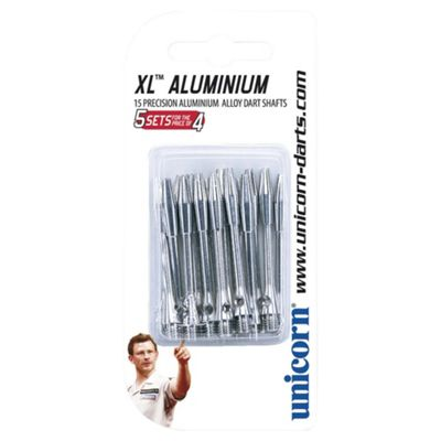 Unicorn Dart XL Aluminium value pack