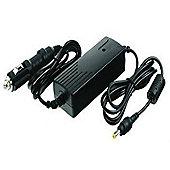 2-Power CAC0713G Auto 30W Black power adapter/inverter
